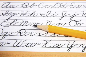Handwriting classes in Toronto